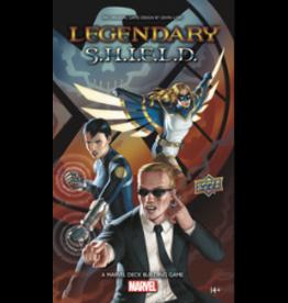Upper Deck Marvel Legendary DBG: SHIELD
