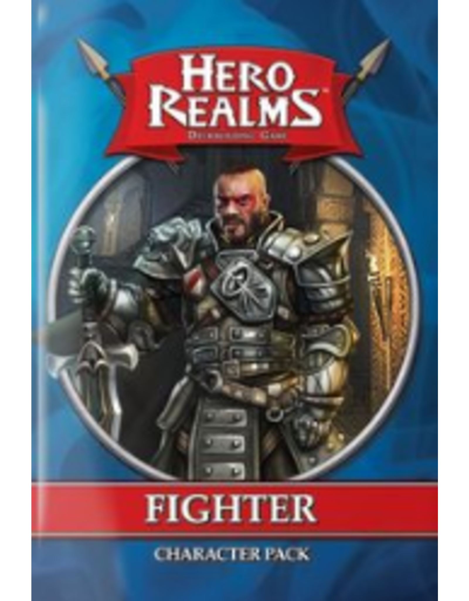 White Wizard Hero Realms: Fighter Pack