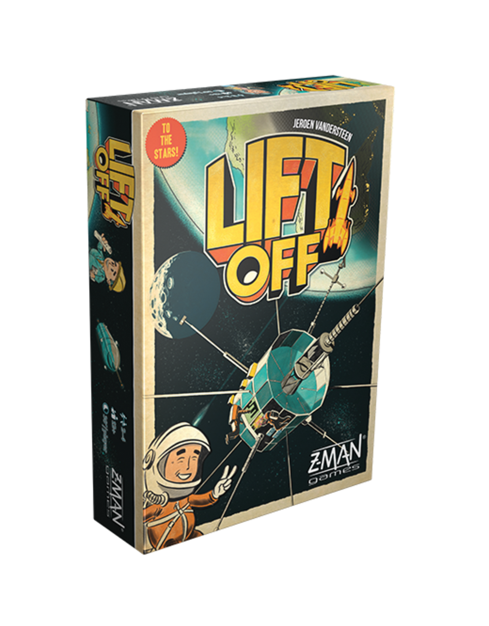 Z-Man Games Lift Off