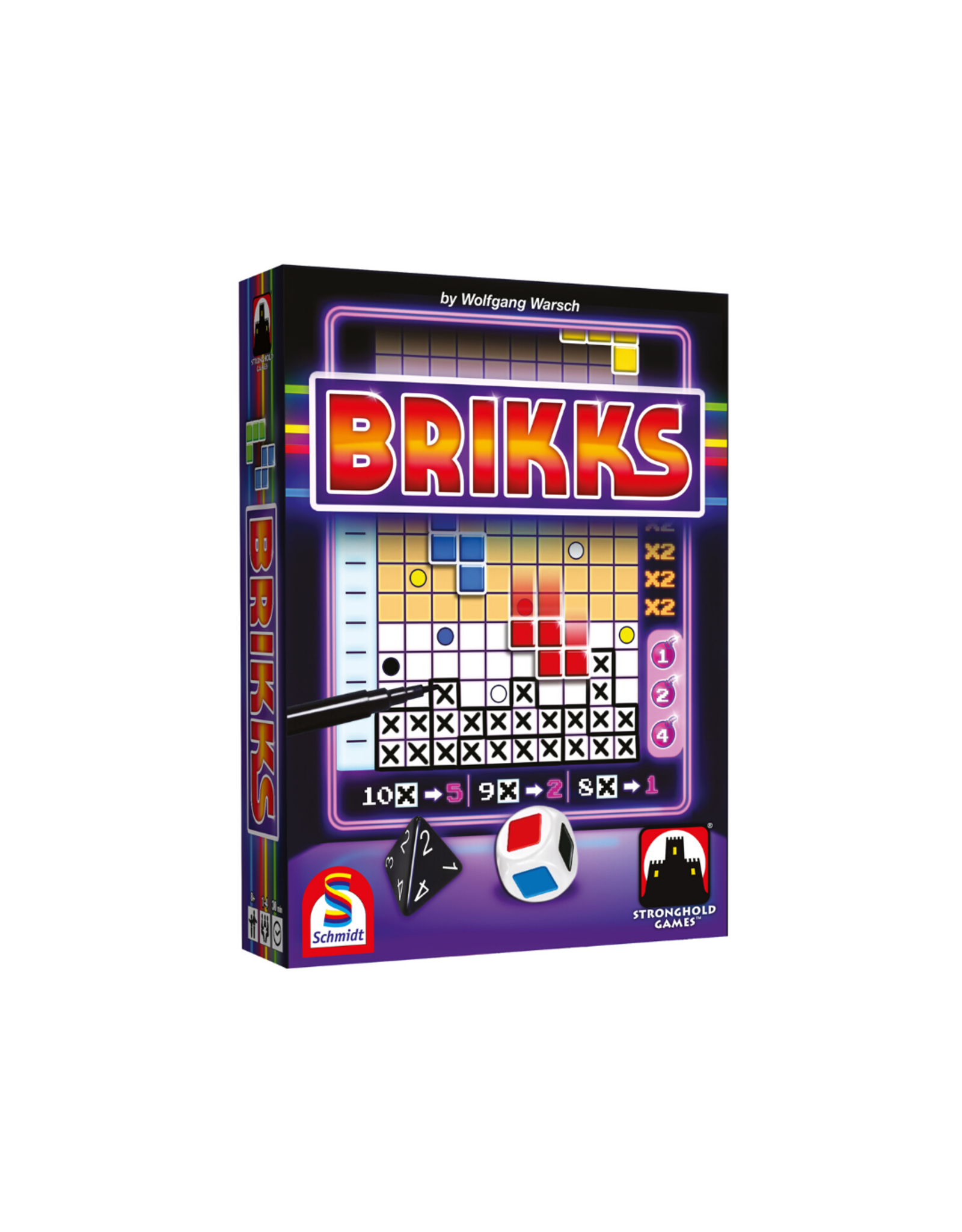Stronghold Games Brikks