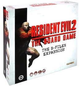 Steamforged Resident Evil 2: The B-Files Expansion