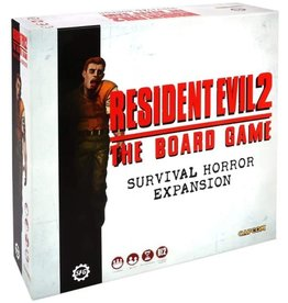 Steamforged Resident Evil 2: Survival Horror Expansion
