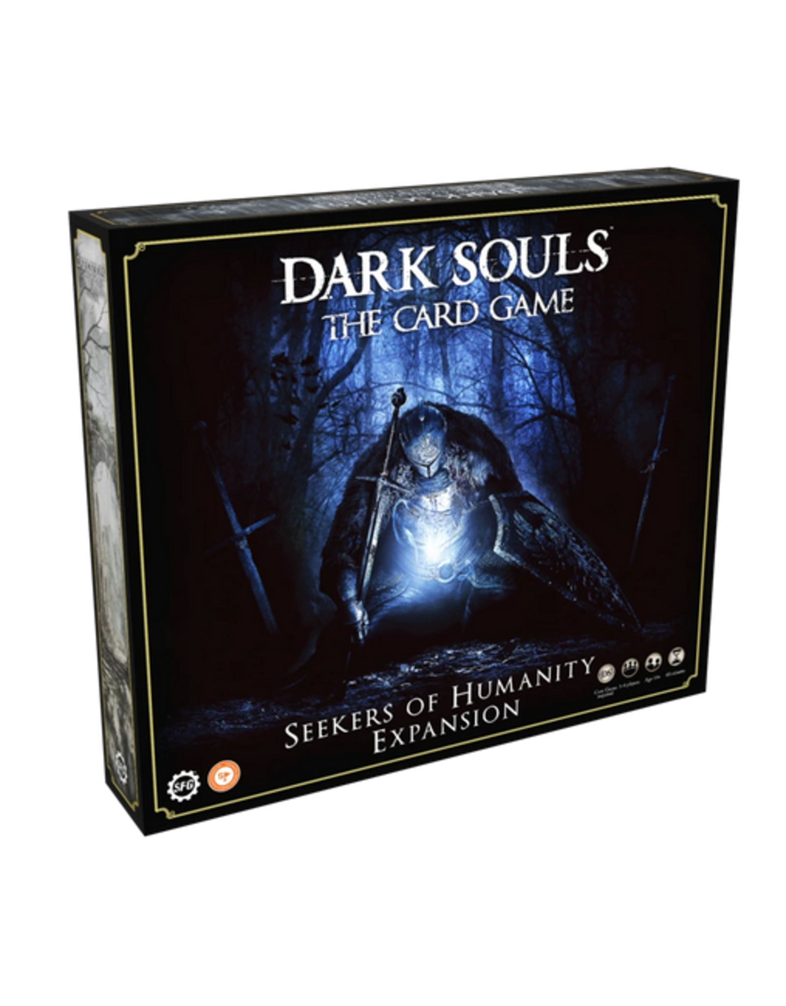 Steamforged Dark Souls: The Card Game Seekers of Humanity Expansion