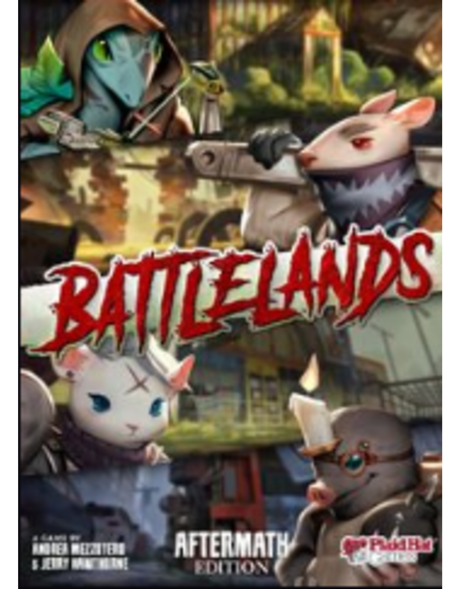 Plaid Hat Games Battlelands