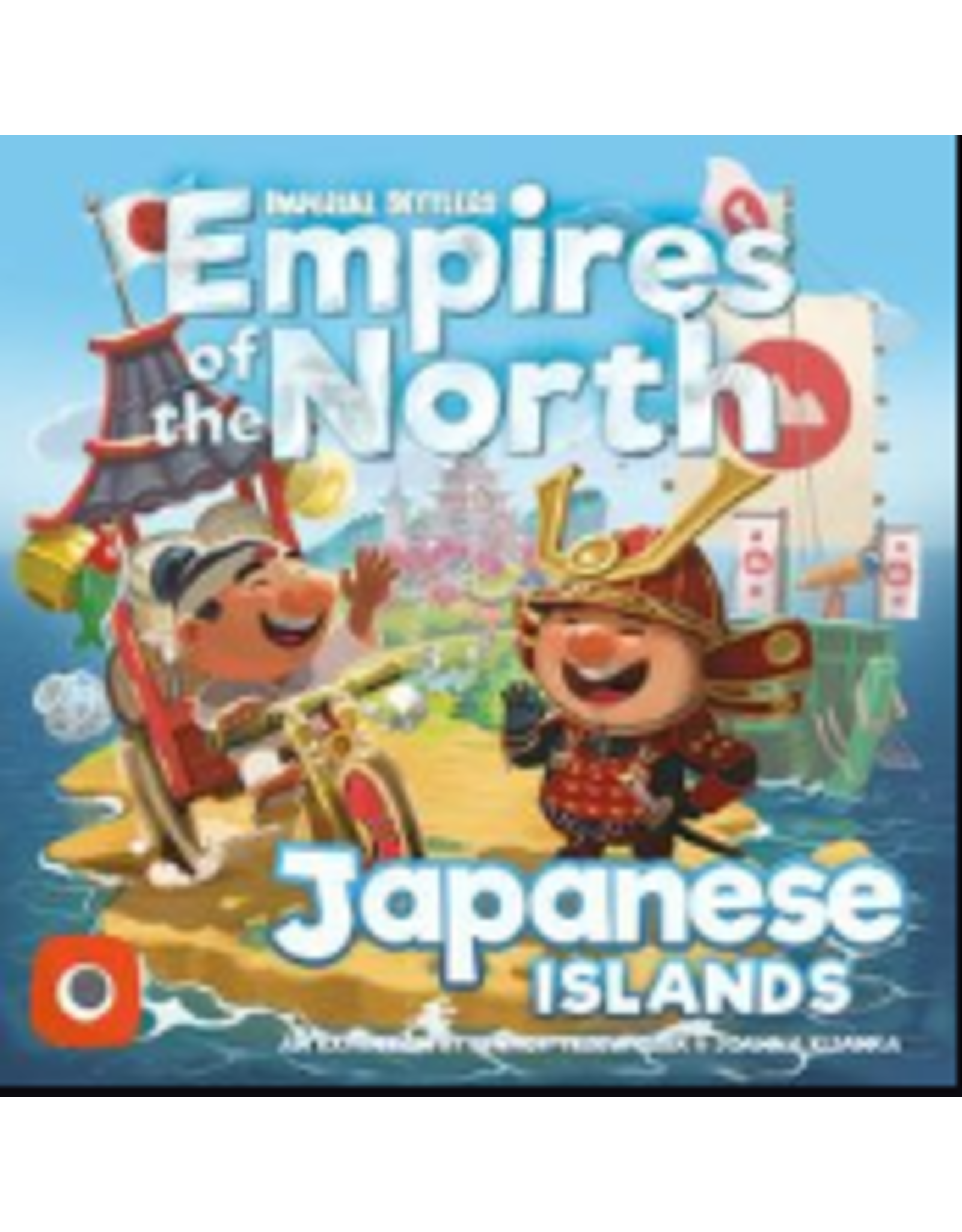 Portal Games Imperial Settlers: Empires of the North - Japanese Islands