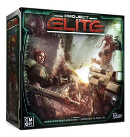 Cool Mini or Not Project: ELITE