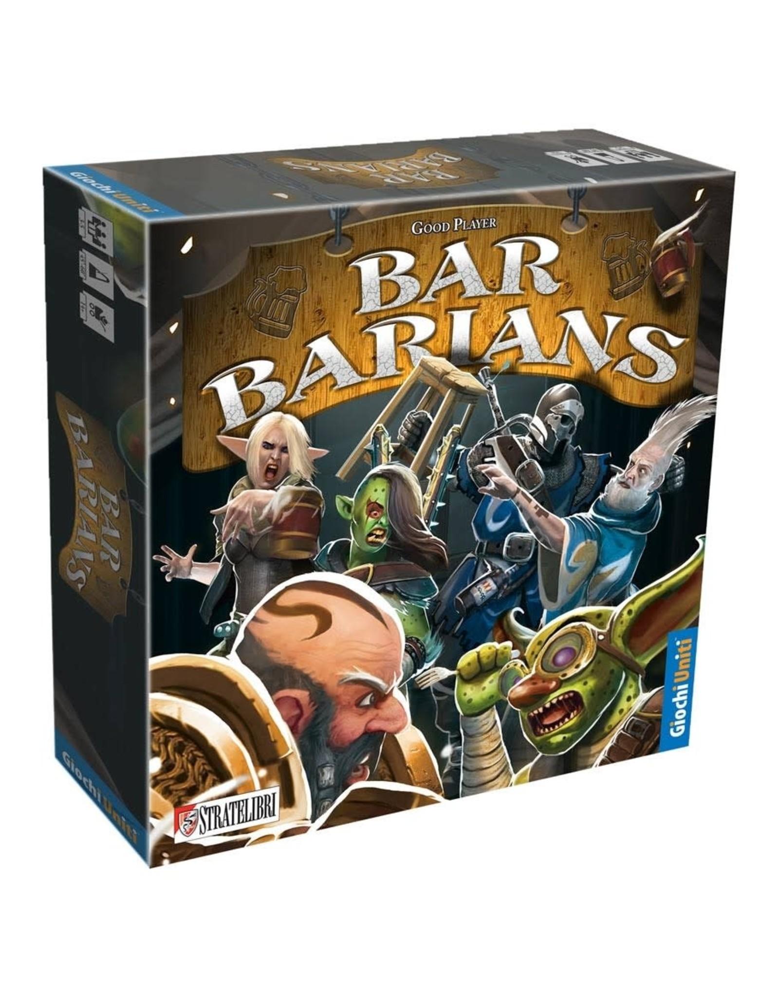 Asmodee Bar Barians
