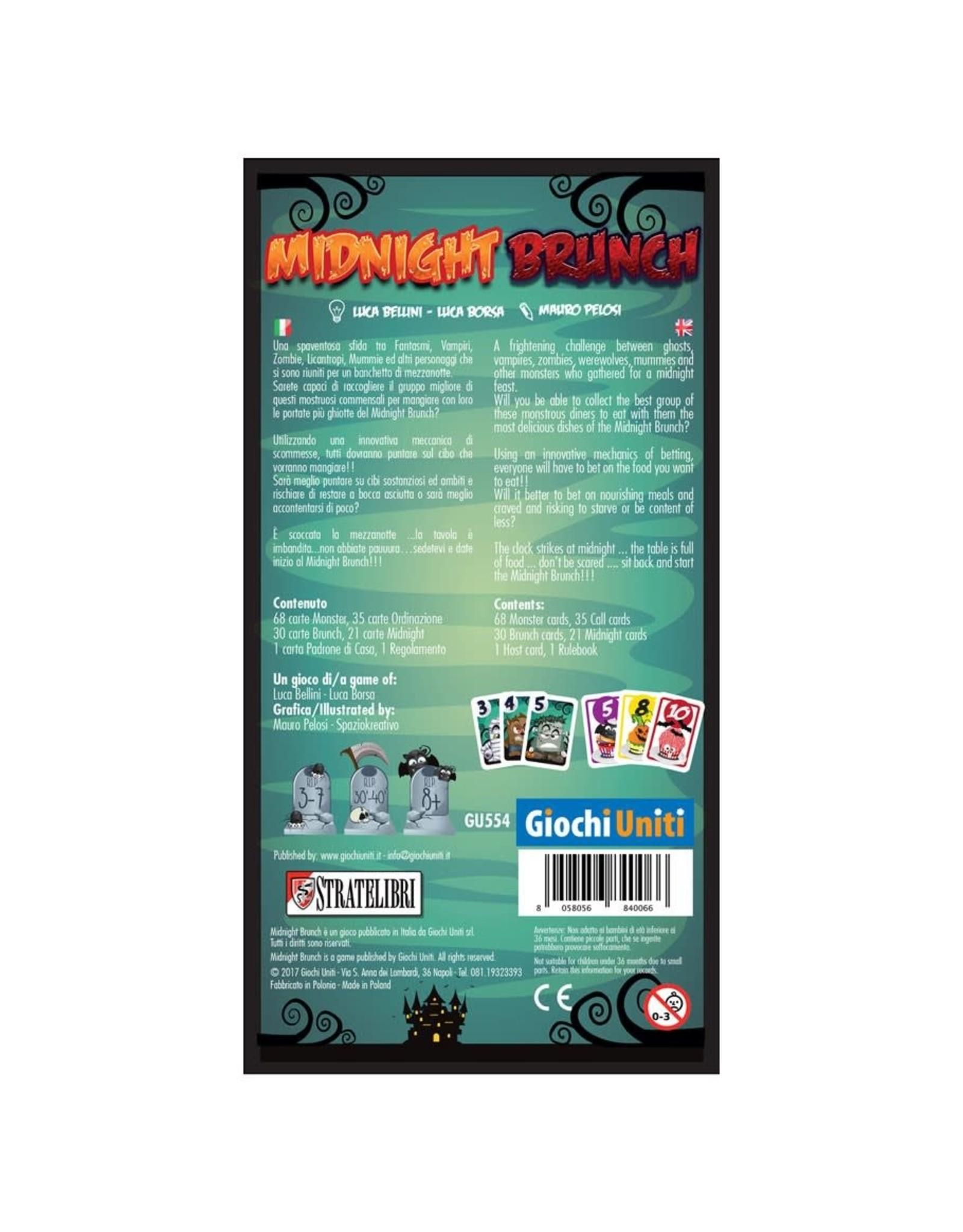 Asmodee Midnight Brunch