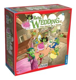 Asmodee Royal Wedding