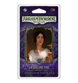 Fantasy Flight Games Arkham Horror LCG: Jacqueline Fine Investigator Starter Deck