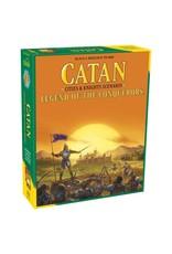 Catan Studios Catan Scenarios: Legend of the Conquerors