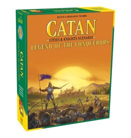 Catan Studios Catan Scenarios: Legend of the Conquerors