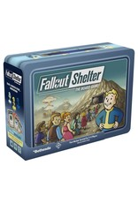 Z-Man Games Fallout Shelter: The Board Game