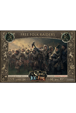 Cool Mini or Not A Song of Ice & Fire Tabletop Miniatures Game: Free Folk Raiders