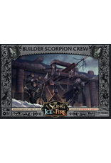 Cool Mini or Not A Song of Ice & Fire Tabletop Miniatures Game: Builder Scorpion Crew