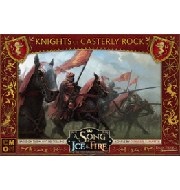 Cool Mini or Not A Song of Ice & Fire Tabletop Miniatures Game: Knights of Casterly Rock