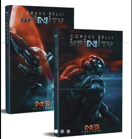 Corvus Belli Infinity 3rd Edition Rulebook