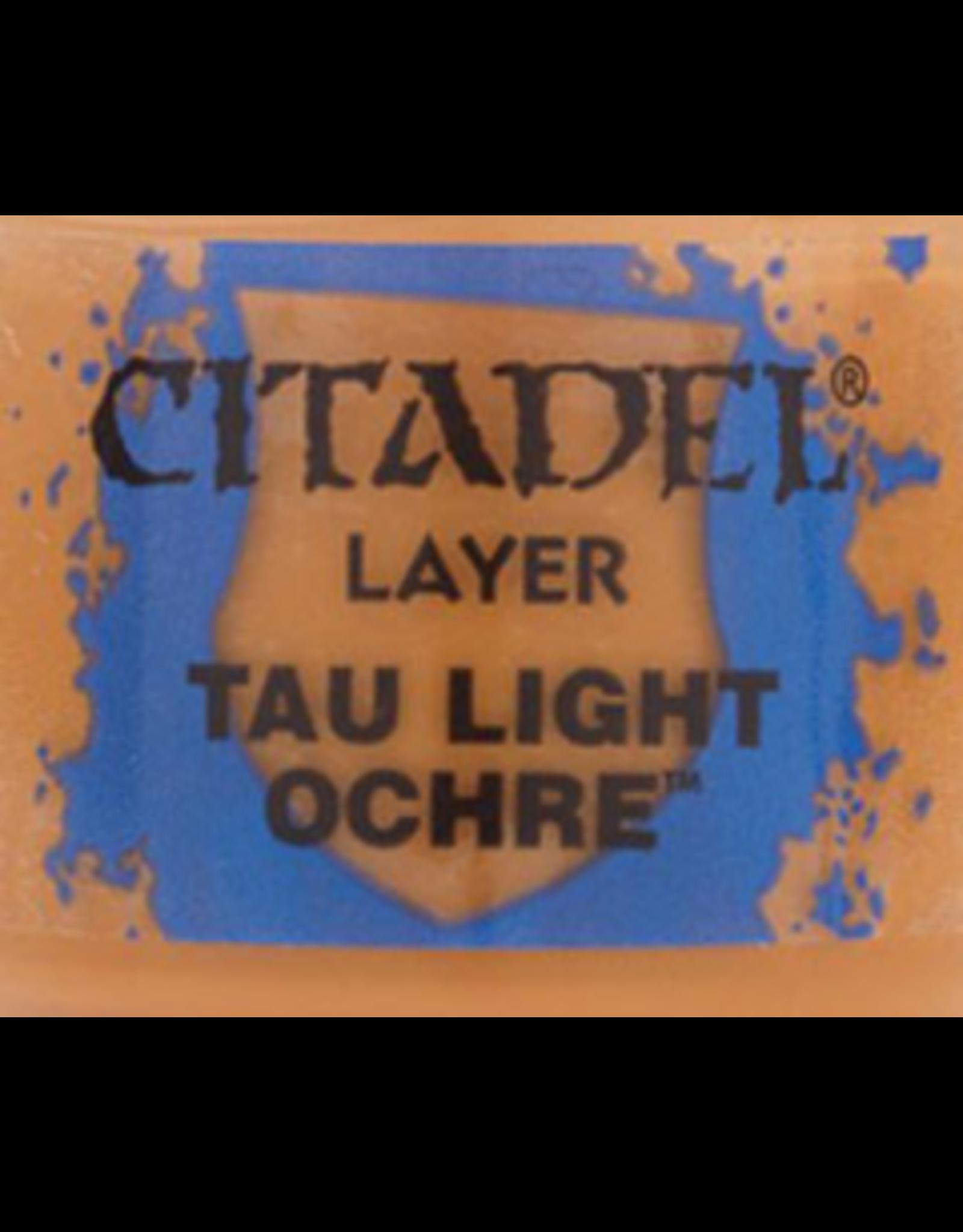 Games Workshop Citadel Layer Tau Light Ochre
