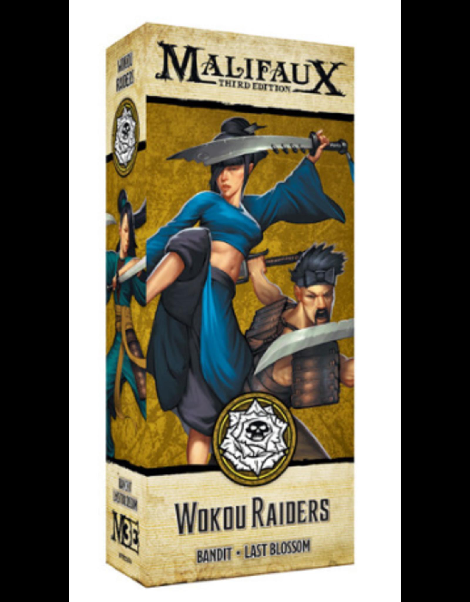 Malifaux: Outcasts Wokou Raiders