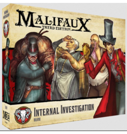 Wyrd Miniatures Malifaux: Guild Internal Investigation