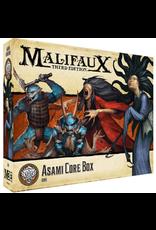 Wyrd Miniatures Malifaux: Ten Thunders Asami Core Box