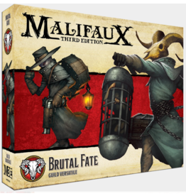 Wyrd Miniatures Malifaux: Guild Brutal Fate