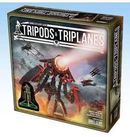 Ares Wings of Glory: Tripods & Triplanes Starter Set