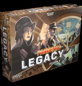 Z-Man Games Pandemic Legacy Season 0