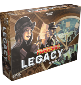 Z-Man Games PREORDER: Pandemic Legacy Season 0