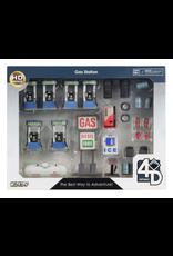 Wizkids WizKids 4D Settings: Gas Station