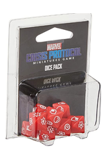 Atomic Mass Games Dice Pack - Marvel Crisis Protocol