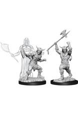Wizkids D&D Nolzur's Marvelous Unpainted Miniatures: W11 Male Human Barbarian