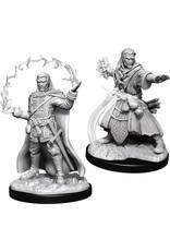 Wizkids D&D Nolzur's Marvelous Unpainted Miniatures: W11 Male Human Wizard