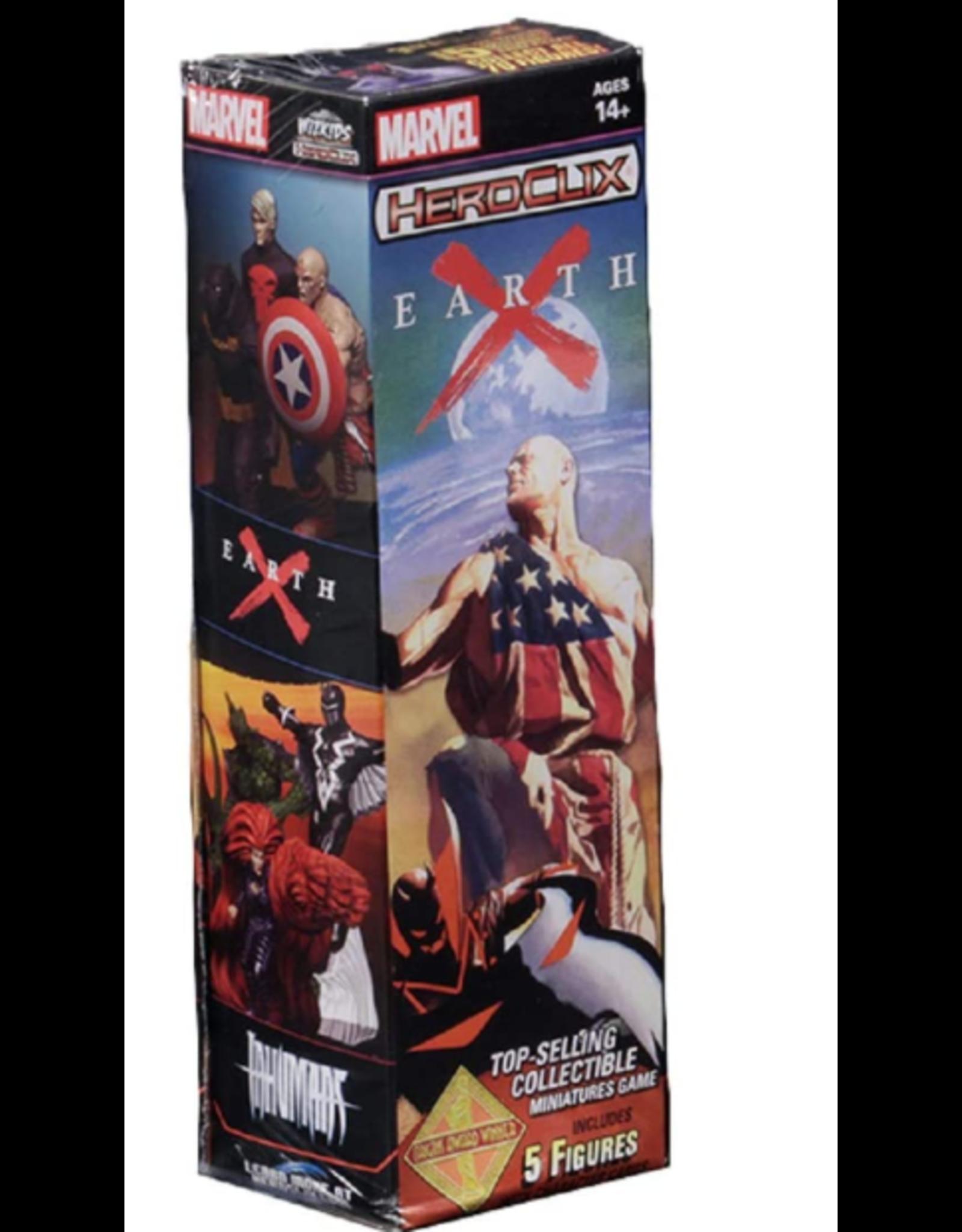 Wizkids Marvel HeroClix: Earth X Booster Pack