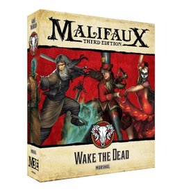 Wyrd Miniatures Malifaux: Guild Wake the Dead