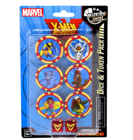 Wizkids Marvel HeroClix: X-Men the Animated Series, the Dark Phoenix Saga Dice and Token Pack
