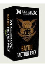 Wyrd Miniatures Malifaux 3rd Edition - Bayou Faction Pack