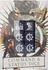 Games Workshop Warhammer Age of Sigmar: Command & Status Dice