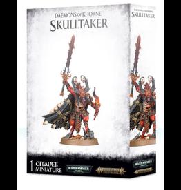 Games Workshop Warhammer Age of Sigmar: Blades of Khorne Skulltaker