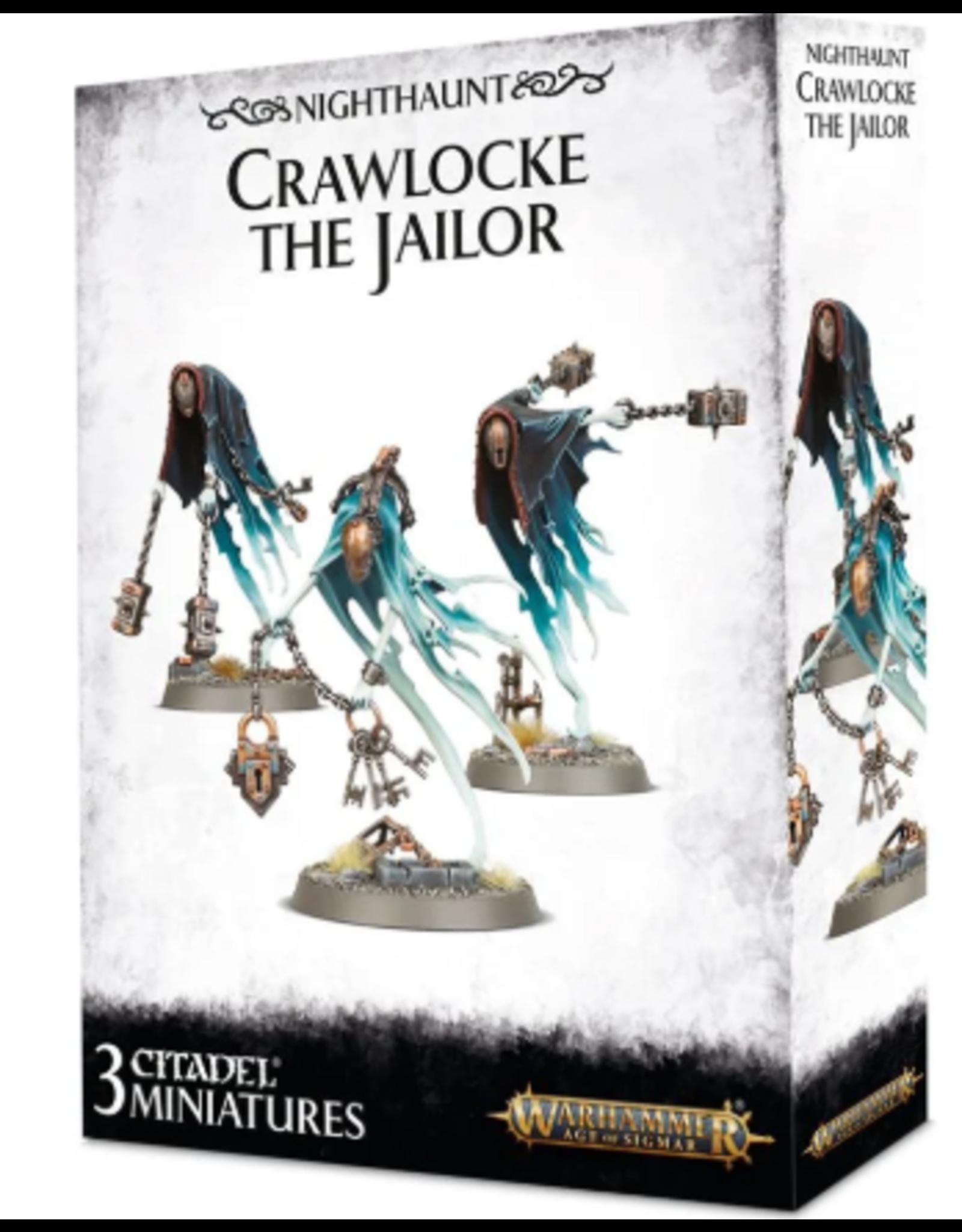 Games Workshop CRAWLOCKE THE JAILOR AND CHAINGHASTS