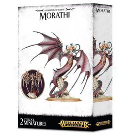 Games Workshop Warhammer Age of Sigmar: Daughters of Khaine Morathi