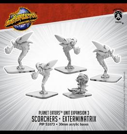 Privateer Press Scorchers-Exterminatrix – Monsterpocalypse Planet Eaters Units
