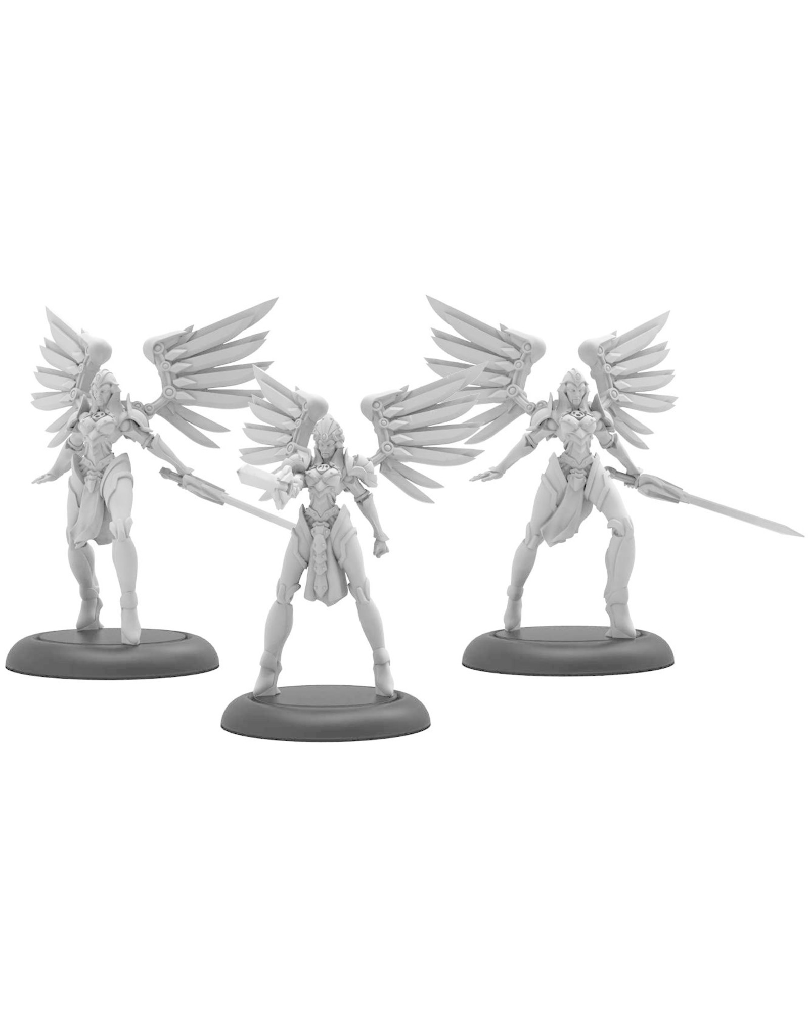 Privateer Press Negation Angels - Convergence Unit (metal)