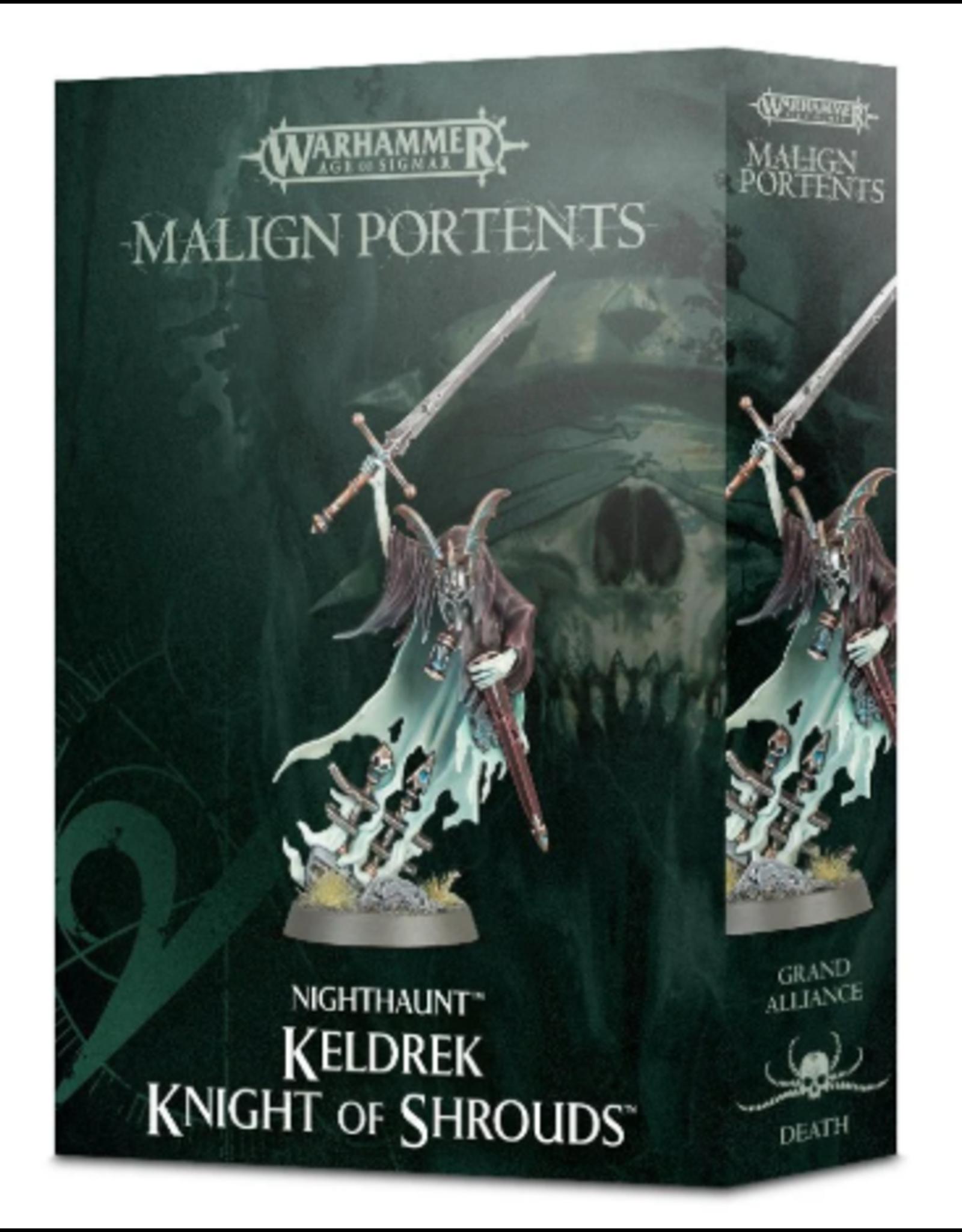 Games Workshop Keldrek, Knight of Shrouds