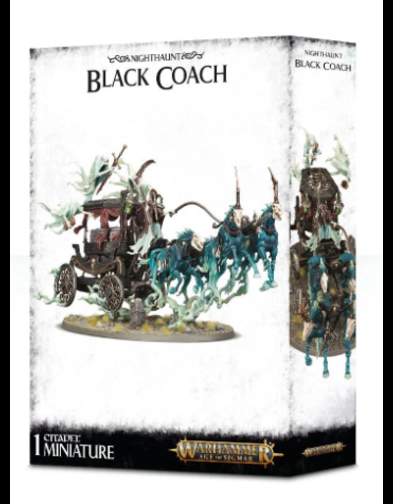 Games Workshop Nighthaunt Black Coach