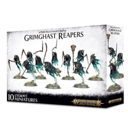 Games Workshop NIGHTHAUNT GRIMGHAST REAPERS