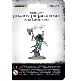 Games Workshop Warhammer Age of Sigmar: Nighthaunt Liekoron the Executioner