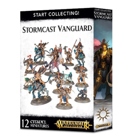 Games Workshop Start Collecting! Stormcast Vanguard