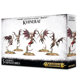 Games Workshop Warhammer Age of Sigmar: Daughters of Khaine Khinerai