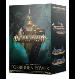 Games Workshop Warhammer Age of Sigmar: Forbidden Power